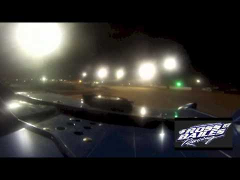 Ross Bailes Waycross Motor Speedway Qualifying In-Car