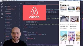 """Gambar cover Airbnb Intros - """"Can it be done in React Native?"""""""