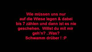 Alligatoah - Schwamm Drüber Lyrics
