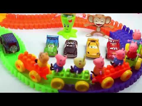 Маленький автобус Tayo Toys эпизод часть 8