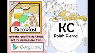 Polish Pierogi - Kitchen Cat