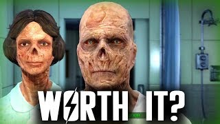 Fallout - Is Being a Ghoul Worth It
