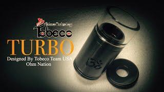 Turbo RDA by Ohm Nation (Tobeco)