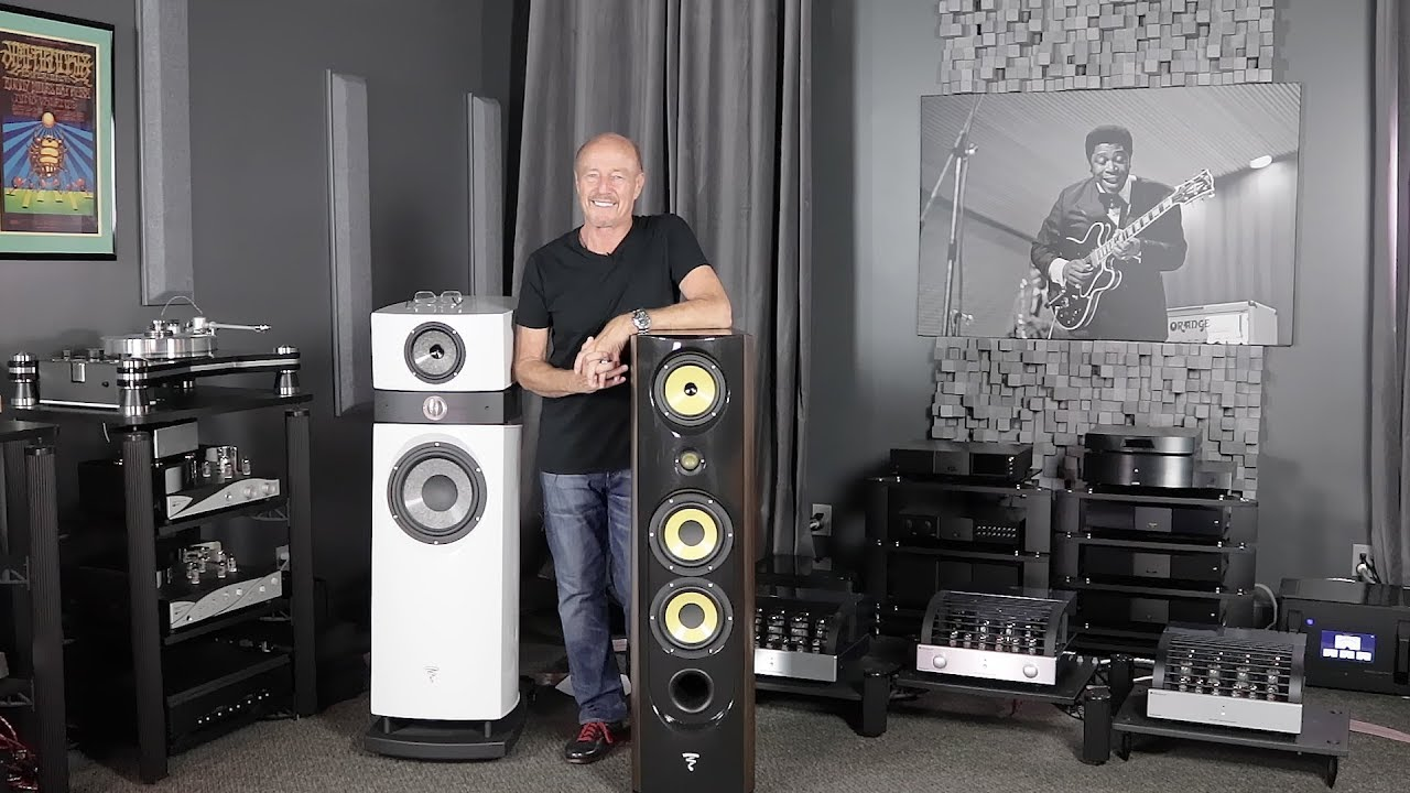 Focal Spectral 40th Floorstanding Loudspeaker Review w/ Upscale Audio's  Kevin Deal