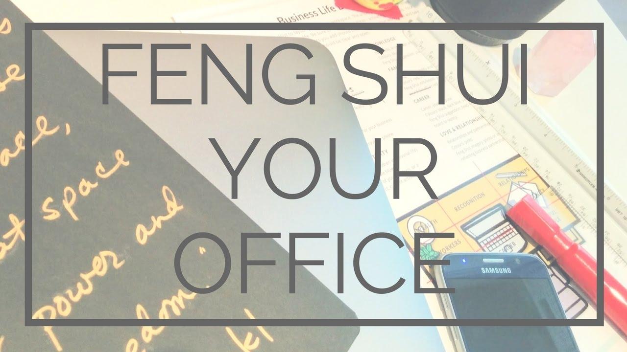 Feng Shui Work Desk