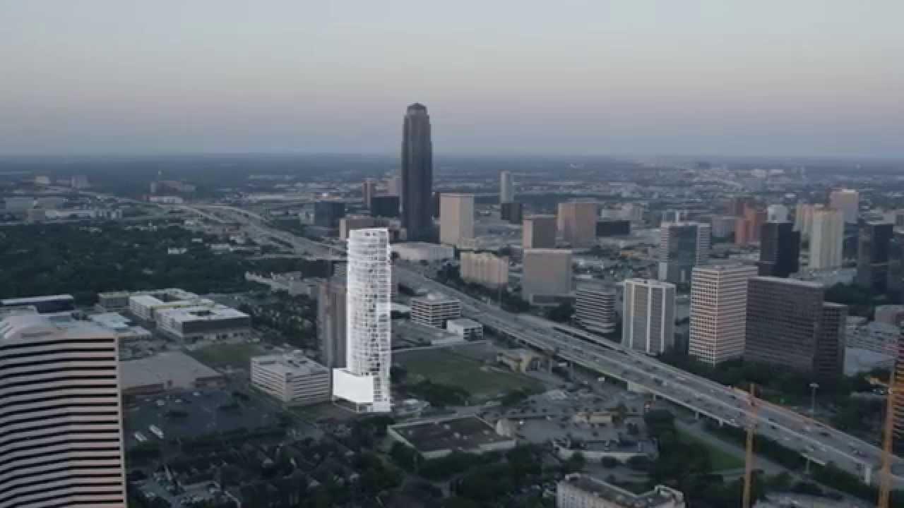 River Oaks Texas >> Arabella - Houston High Rises - YouTube