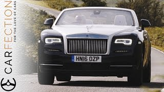 Rolls-Royce Dawn: Topless Perfection - Carfection