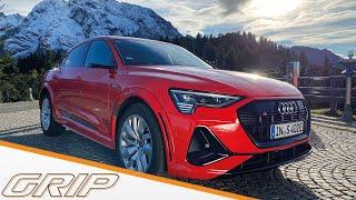 Elektro ⚡ vs. Benziner ⛽ - Audi e-tron S Sportback, BMW X4 M Competition I GRIP