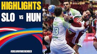 Slovenia vs. Hungary Highlights | Day 11 | Men