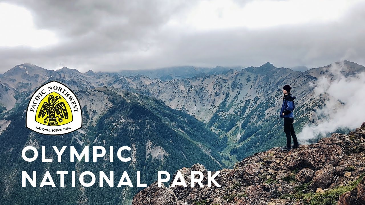 The PNT - Hiking ACROSS the OLYMPICS