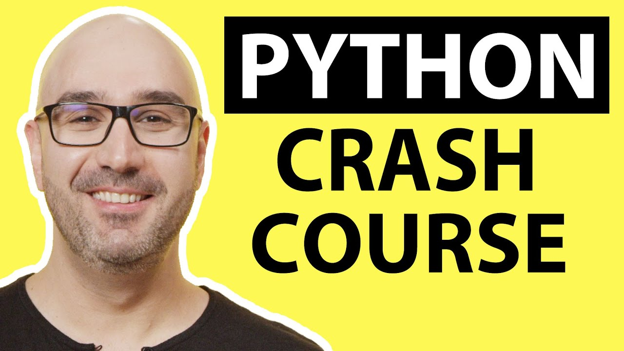 Python Tutorial for Programmers - Python Crash Course