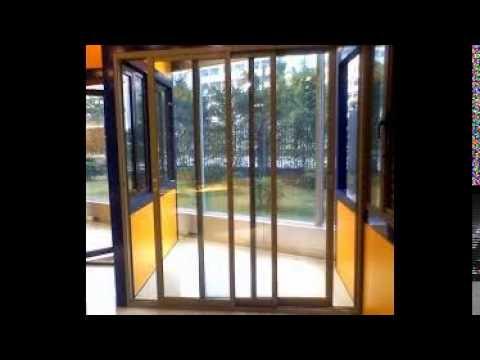 aluminium sliding doors & aluminium sliding doors - YouTube