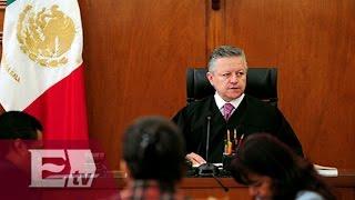 Entrevista a Arturo Zaldívar Lejo de Larrea, ministro de la Suprema Corte / Pascal Beltrán