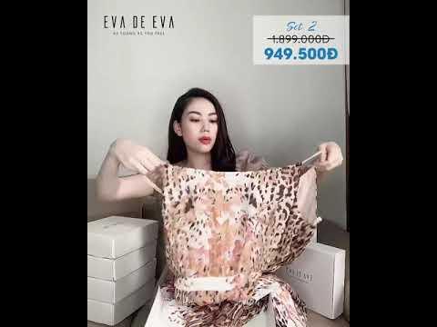 UNBOXING – CÙNG HƯƠNG LY SĂN SALE TẠI EVA DE EVA   Bao quát những tài liệu liên quan thời trang eva de eva chuẩn nhất