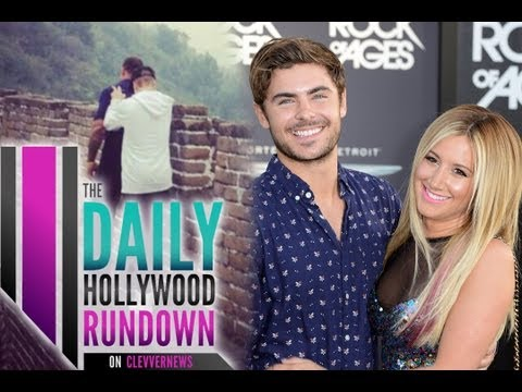 Zac Efron Makes Ashley Tisdale Cry, Zac Hanson SPIT ON Video, Louis Tomlinson ENGAGED?!