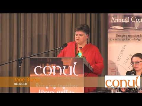 Jane Burns (Royal College Surgeons Ireland /University College Dublin)