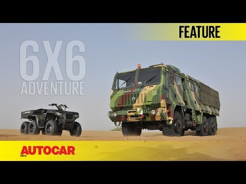 6 X 6 Adventure | Feature | Autocar India