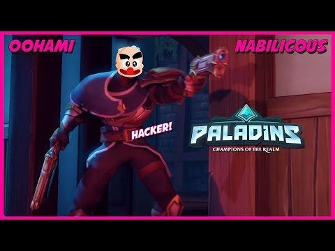 Paladins (Malaysia) || MASYALLAH!! HACKER RUPANYA~!! ERH!