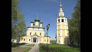 Поездка в Кострому и Углич A trip to Kostroma and Uglich(, 2016-03-22T13:36:55.000Z)