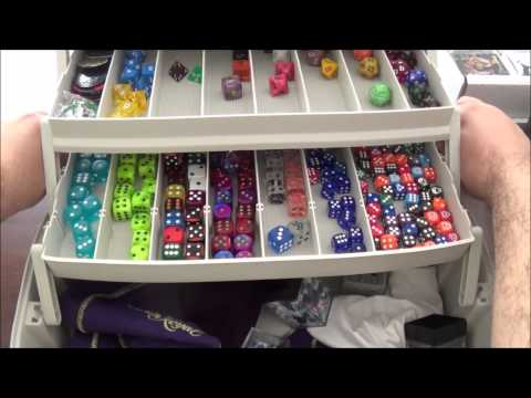 The Dice & Sleeve Collection!