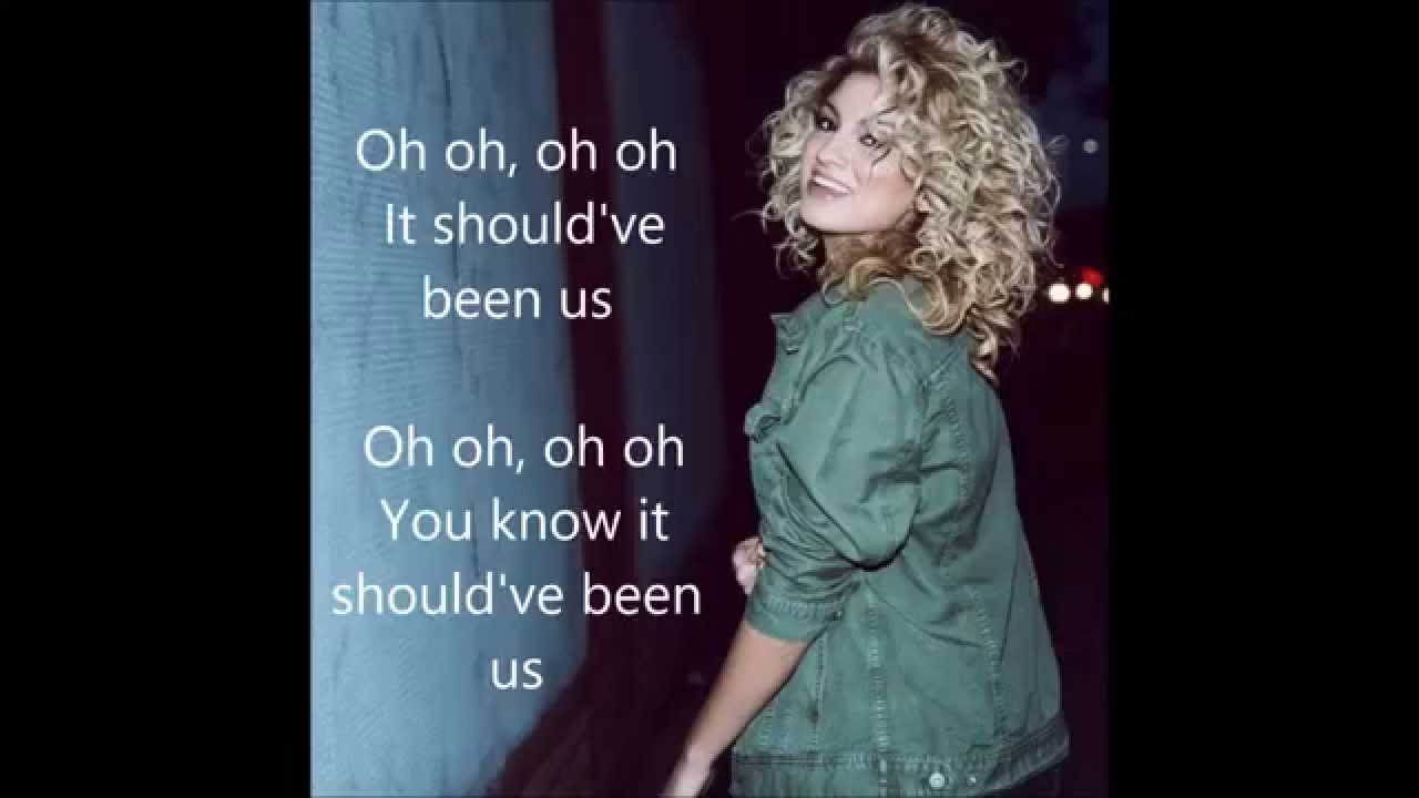 It should 39 ve been us tori kelly lyrics youtube for Haute u should know lyrics