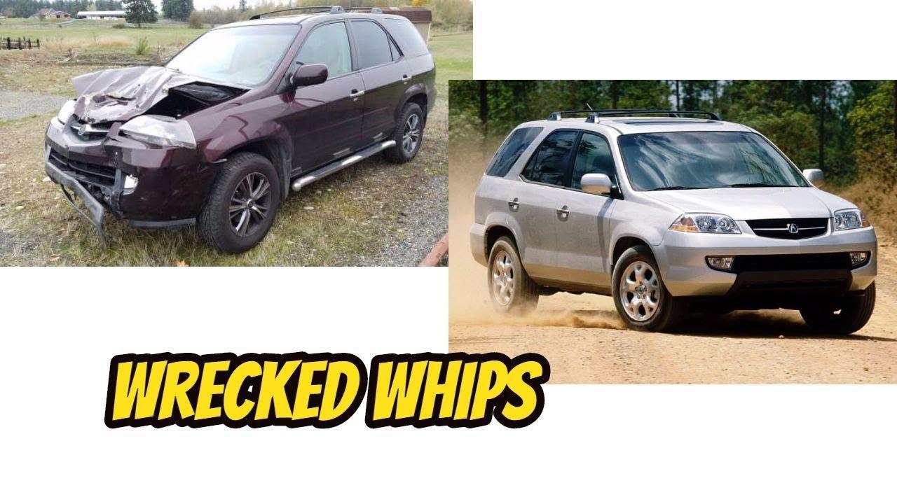 Wrecked Whip Breakdown Acura MDX Craigslist Special YouTube - Craigslist acura mdx