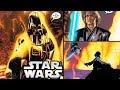 How Darth Vader Killed Anakin Skywalker on Mustafar (CANON) - Star Wars Explained