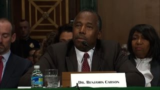 Ben Carson: 'It is for all Americans, everything that we do'