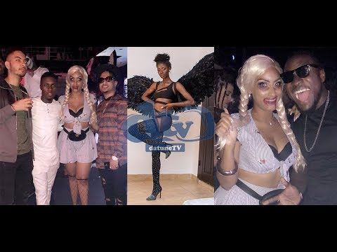 HOUSEMATES ATJULIET IBRAHIM HALLOWEEN PARTY