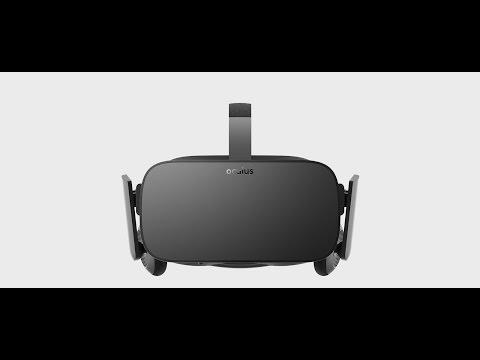 Oculus Rift Kickstarter Update