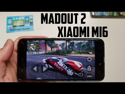 MadOut2 Big City Online Gameplay on Xiaomi Mi6/Snapdragon 835 (Max High settings/20-30FPS)