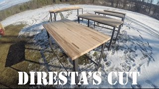 DiResta's Cut: Five Work Tables