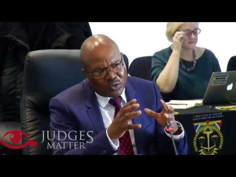 JSC interview of Mr S B Mngadi for the KwaZulu-Natal Division of the High Court (Judges Matter)