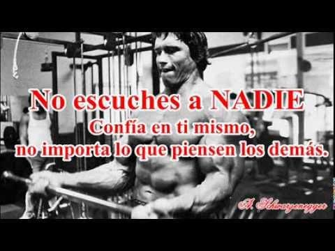 Frases Arnold Schwarzenegger Gym