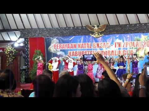 Aku Anak Terang by Murid TK Santa Maria Purbalingga