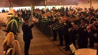Schützenfest Osterath Großer Zapfenstreich 2014 Sonntag Abend