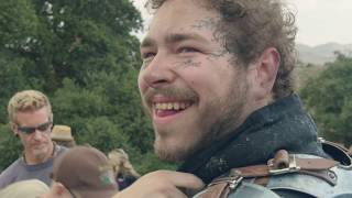 Post Malone - Circles  Behind The Scenes