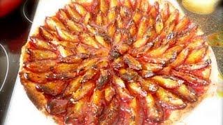 Рецепт: Пирог со сливами / Сливовый пирог от Elena S.