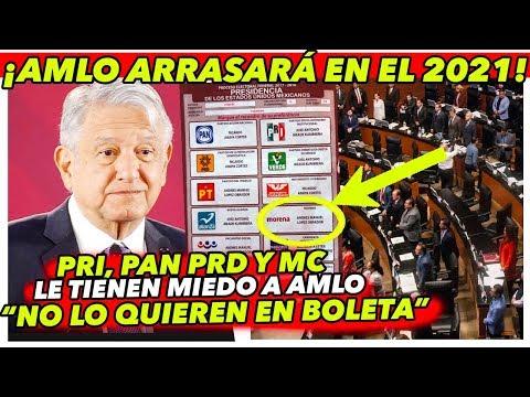 """AMLO fumigará a México del PRIAN en 2021:  """"No tengan miedo al pueblo"""" les dice"""