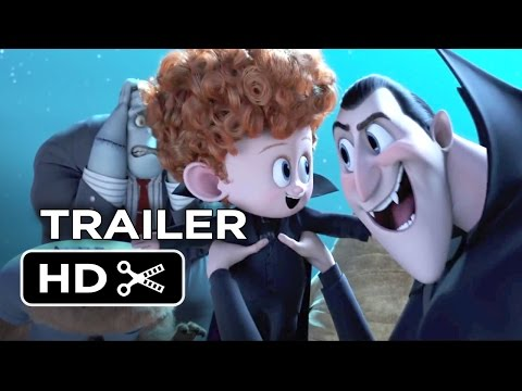 Hotel Transylvania 2 Teaser TRAILER 1 (2015) - Adam Sandler Animated Movie HD