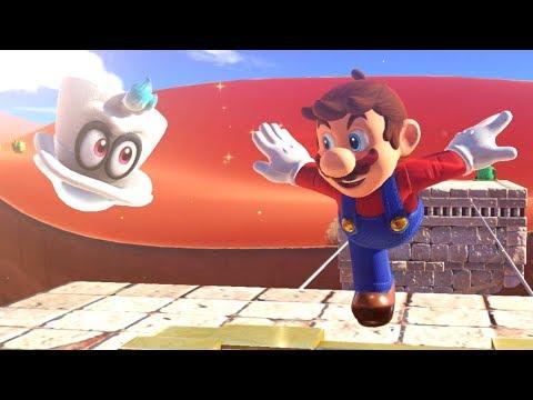 Super Mario Odyssey - Sand Kingdom - Part 3