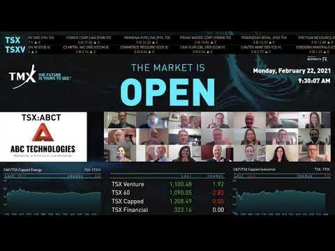 ABC Technologies几乎打开了市场