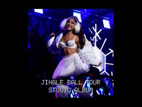Christmas And Chill.Ariana Grande Christmas Chill Medley Live Studio Version The Jingle Ball