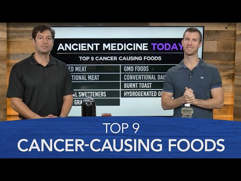Top 9 Cancer-Causing Foods