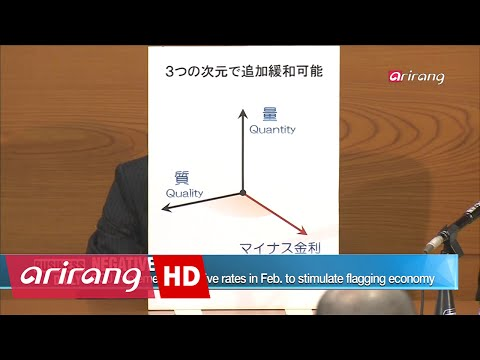 Business Daily _ 6 months into Japan's negative rate policy