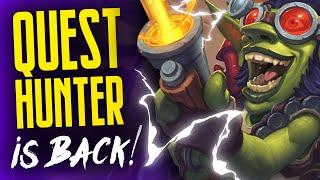 Vault Hunter IS BACK!? | Saviors of Uldum | Hearthstone