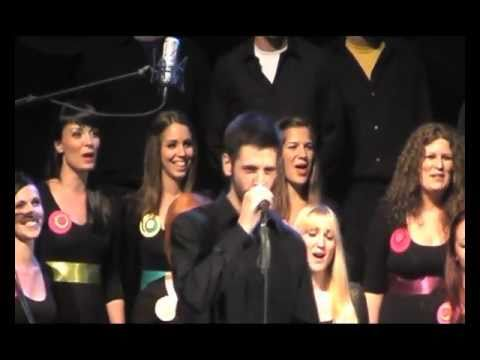 "Rammstein's ""Du hast""... from an acapella group"