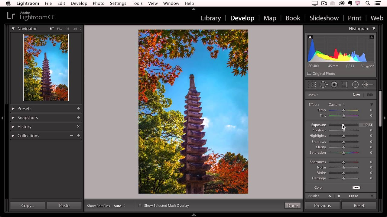 Lightroom Cc Enhancing Isolated Areas Of An Image With The