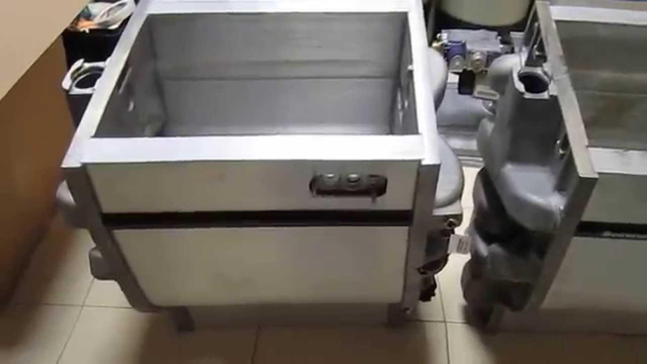 Промывка теплообменника котла будерус Кожухотрубный конденсатор Alfa Laval CRF211-5-S 2P Шадринск