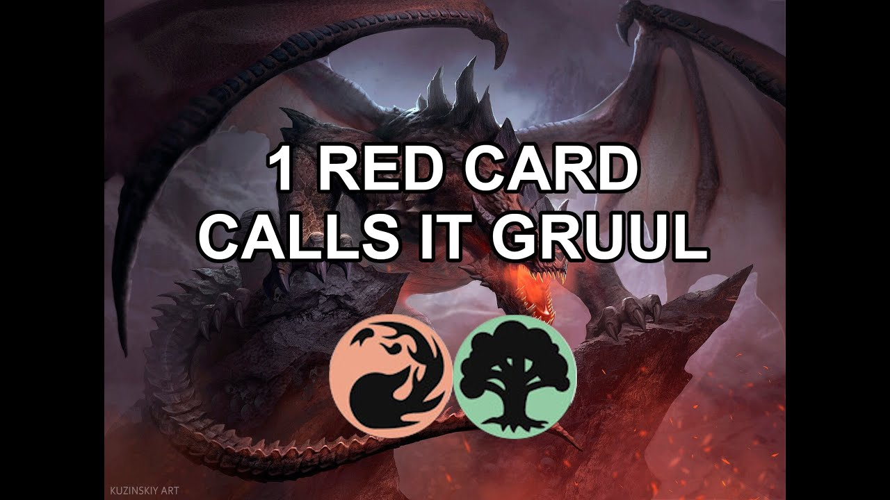 GRUUL BUT ITS FUN AND NOT BORING - MTG Arena - Original Decks